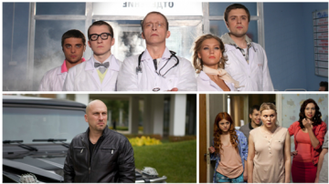 Рейтинг самых популярных сериалов 2016 года в России