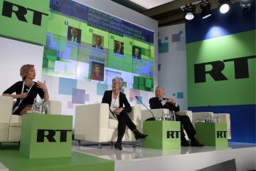 В «тройку» самых цитируемых российских телеканалов августа вошли RT, Первый канал и РЕН ТВ