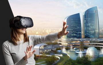 РБК ТВ будет использовать в новой программе  о недвижимости VR-технологии